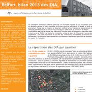 DIA bilan 2014